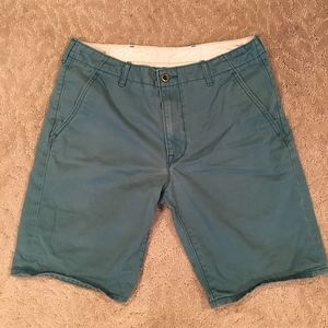 Levi's Casual Shorts - Teal Green